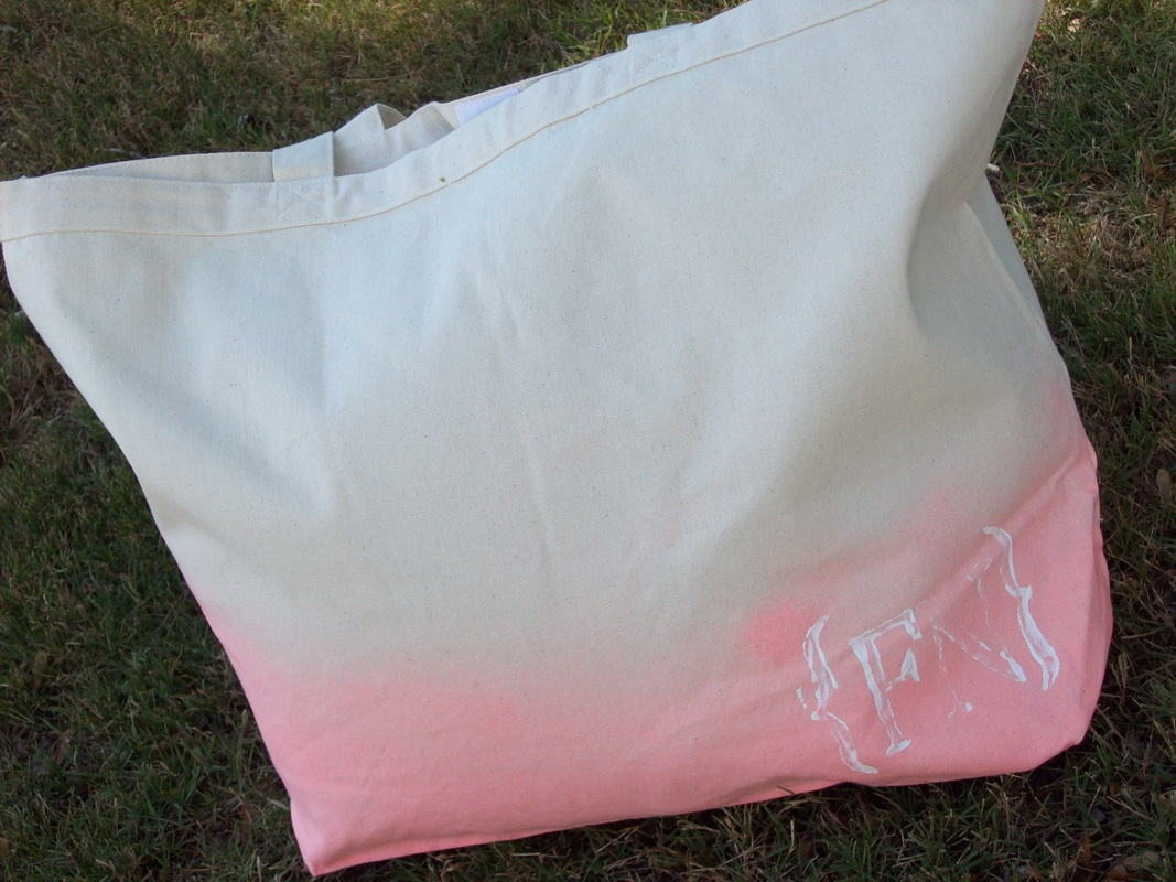 The Fashionable Notes Bag - Pink